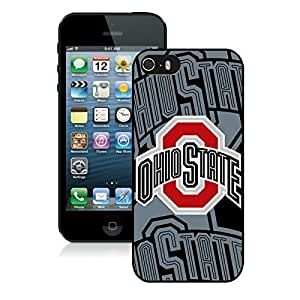 Apple iPhone ipod touch4 Protective Skin NCAA-BIG TEN Ohio State Buckeyes 3 Case For Plastic iPhone ipod touch4 5th Generation Case