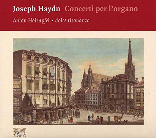 Ensemble Dolce Risonanza/ Anton Holzapfel/ + Sämtliche Orgelkonzerte (GA) Other - Ga And Dolce