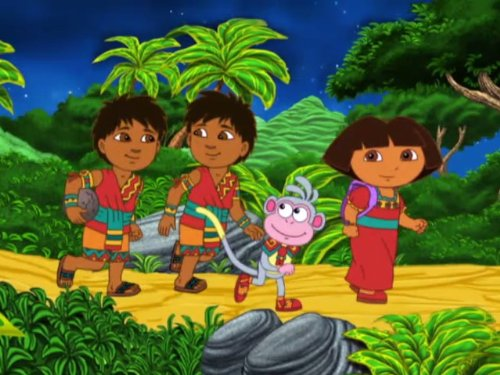 The Mayan Adventure