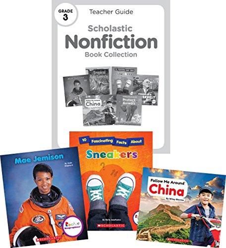 Scholastic Nonfiction Book Collection: Grade 3
