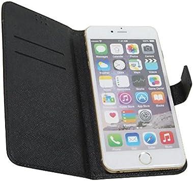 Funda para Smartphone TP-Link neffos C5 Max, piel sintética, 160 x ...