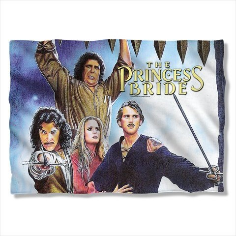 The Princess Bride Poster Sublimation Pillow Case