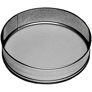 Amazon Com Johnson Rose 18 Quot Mesh Sieve Sifters Kitchen
