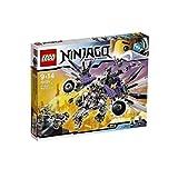 51 2 circular saw blade - LEGO Ninjago Nindroid MechDragon and Nya's Car with 5 Minifigures Set   70725
