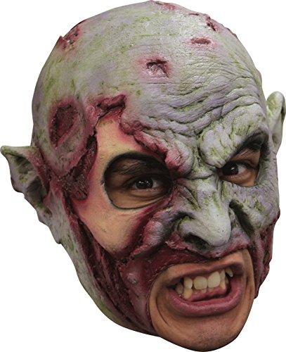 Alien Walker Halloween Costume (UHC Chinless Walker Haunted House Horror Theme Party Halloween Costume)