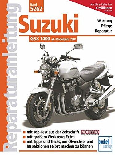 Suzuki GSX 1400 (Reparaturanleitungen)