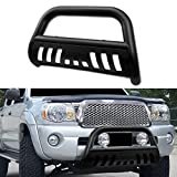 grill guards ford ranger - VXMOTOR MATTE BLACK STEEL BULL BAR BRUSH PUSH BUMPER GRILL GRILLE GUARD 1998-2011 FORD RANGER