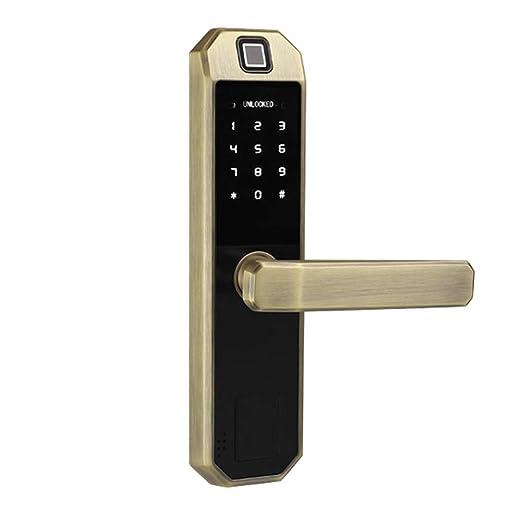 Cerradura De La Puerta, Código De Seguridad Tarjeta De ...
