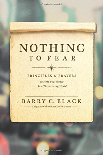 Nothing Fear Principles Prayers Threatening product image