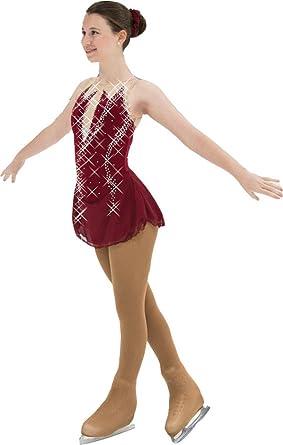 c3a758a3e9b77 Jerry's Ice Skating Dress - 255 Rain on Rubies Dress