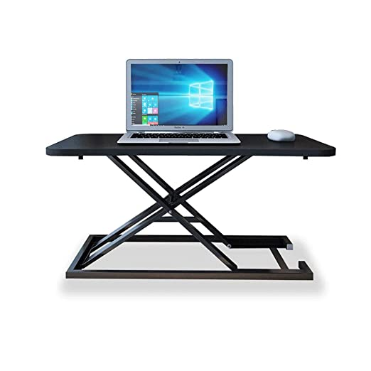 ZEZHOU Escritorio portátil para computadora portátil, Mesa de ...