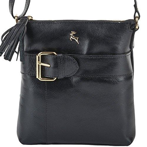 Ashwood Leather - Bolso bandolera Mujer