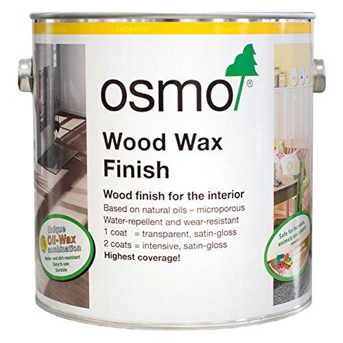 Osmo Wood Wax Finish Light Oak 3103 0.75L