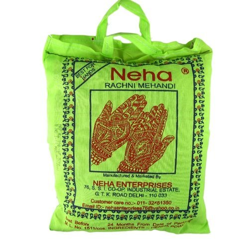 2 lbs Pure Henna Powder from Jaipur Rajastan by All India Store