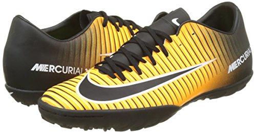Noir Victory Hommes Volt Mercurialx laser Tf Orange Footbal Vi Nike Chaussures Blanc HzpxwTEH
