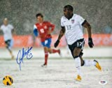 Jozy Altidore Signed Auto'd 11x14 Photo Y95167 Usmnt Soccer Toronto Fc - PSA/DNA Certified - Autographed Soccer Photos
