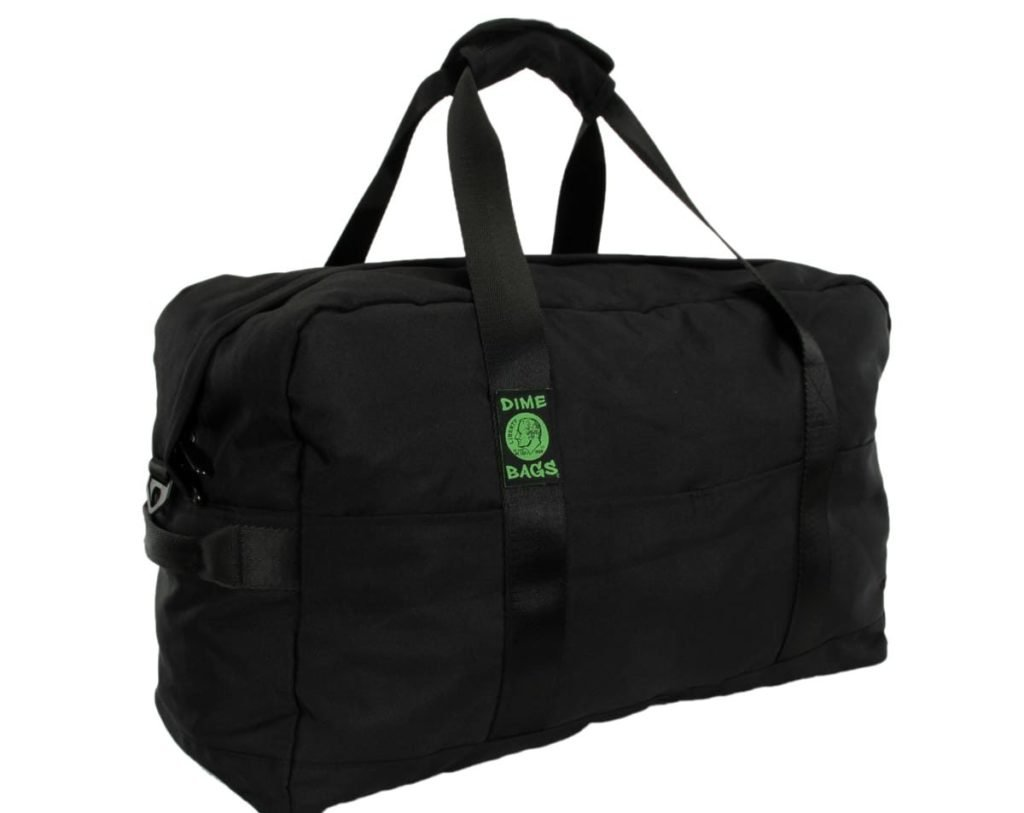 The Omerta Line by DimeBags Smell-Proof Locking Zipper Duffel Bags and BackPacks by DIME BAGS