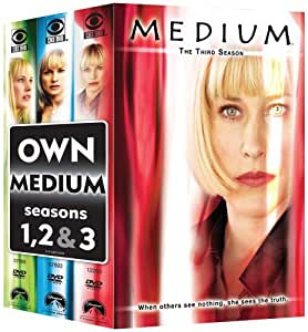 Medium: Complete Seasons 1-3