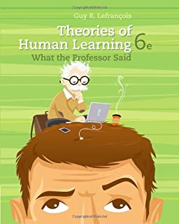 Cognitive neuroscience psy 381 physiological psychology theories of human learning what the professor said psy 361 learning fandeluxe Choice Image