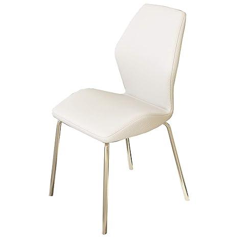JSSFQK Silla Simple Mesa de Comedor y sillas para Adultos en ...