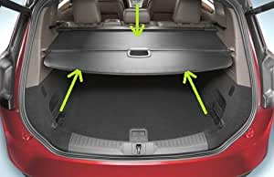 lincoln security mkc cargo shade oem