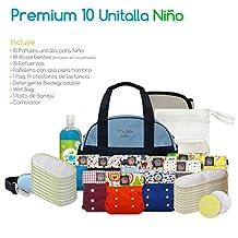 Pañales Ecológicos My Little Baby Premium 10 Unitalla NIÑO