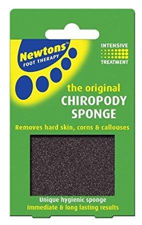 6 x Newtons Chiropody Sponge