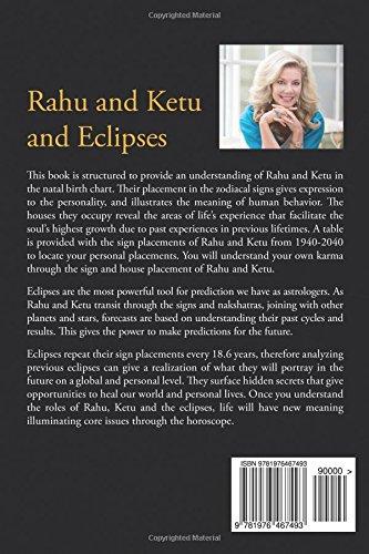 Rahu and Ketu: Our Karmic Destiny Revealed Through Eclipses: Joni