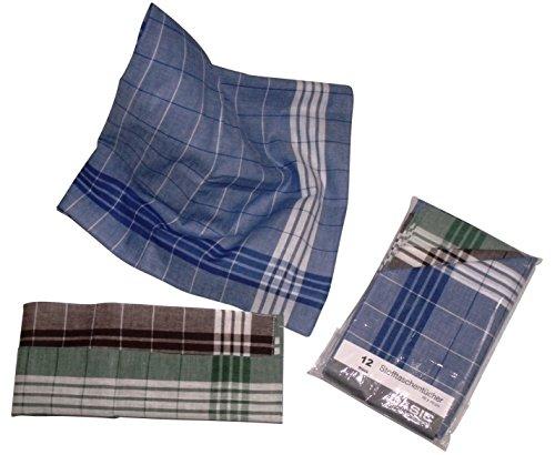 Arbeits-Taschentücher (Arabias) 12 Stück im Polybeutel