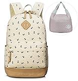 Best Leaper Cool Backpacks - Leaper Lightweight Canvas Laptop Backpack Cute School Bags Review