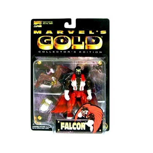 Falcon: Marvel's Gold Collector's Edition Action Figure