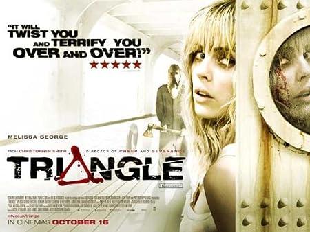Amazon.com: Triangle Movie Poster (30 x 40 Inches - 77cm x 102cm ...
