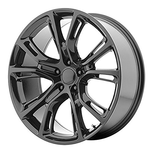 OE Creations | 137GB-297334 | 20 Inch | 11/12 Grand Cherokee SRT8 | PR137 Wheel/Rim | Black | 20x9 Inch | 5x5.0/5x127.00 | 34mm (Grand Cherokee Srt8 Rims compare prices)