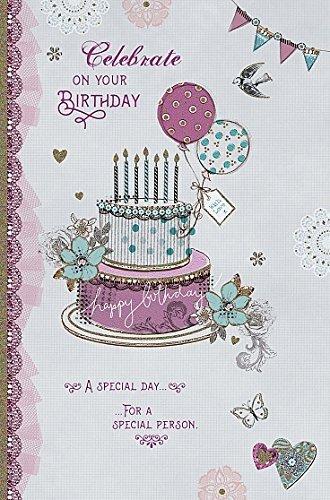 Wishing Well Studios Biglietti D Auguri Di Compleanno Persona