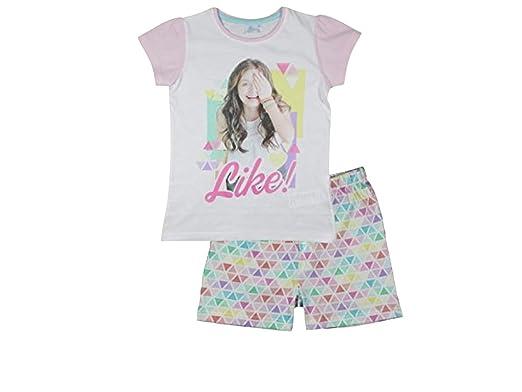Großhandelspreis Preis moderate Kosten SOY LUNA SOY LUNA Shorty Pyjama Schlafanzug (122, Rosa ...