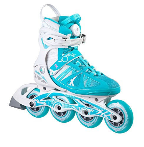 K2 Damen Inline Skate VO2 90 Boa W, Mehrfarbig, 9, 30A0111.1.1.090