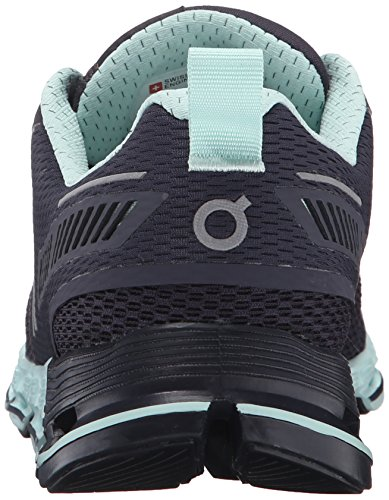 On – Zapatillas de deporte. Gris (Grey / Jade)