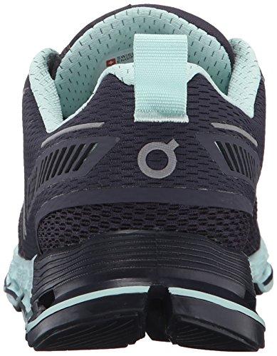 On–Zapatillas de deporte. Gris (Grey / Jade)