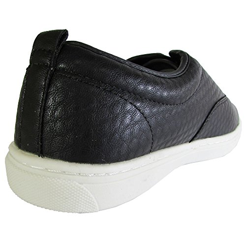 Steve Madden Madden By Mens M-hopper Casual Fashion Sneaker Shoe Black Embs