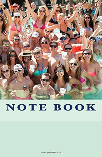 Download NOTEBOOK - Pool Party pdf epub