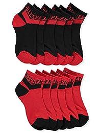 Diesel Boys' 6-Pack Crew Socks