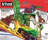 K'nex Dragon's Revenge Thrill Coaster - 578 Parts...