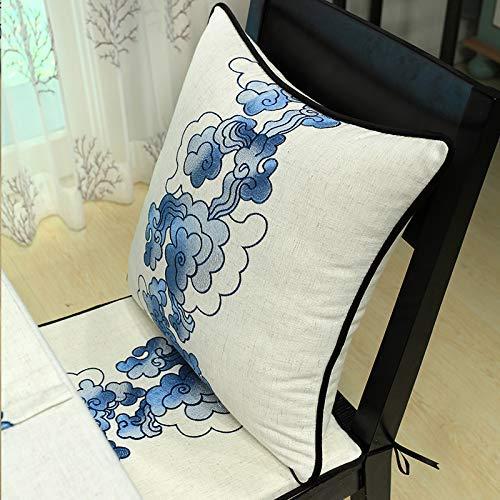 家の装飾布カバー ホーム現代中国の綿と麻の刺繍入りテーブルクロス生地1018リビングルームのコーヒーテーブルクロステーブルクロステーブルクロスセット テーブルクロス (サイズ : B) B  B07RW9WJGD