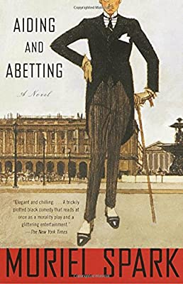 Aiding and Abetting: A Novel: Spark, Muriel: 9780385720908: Amazon.com:  Books