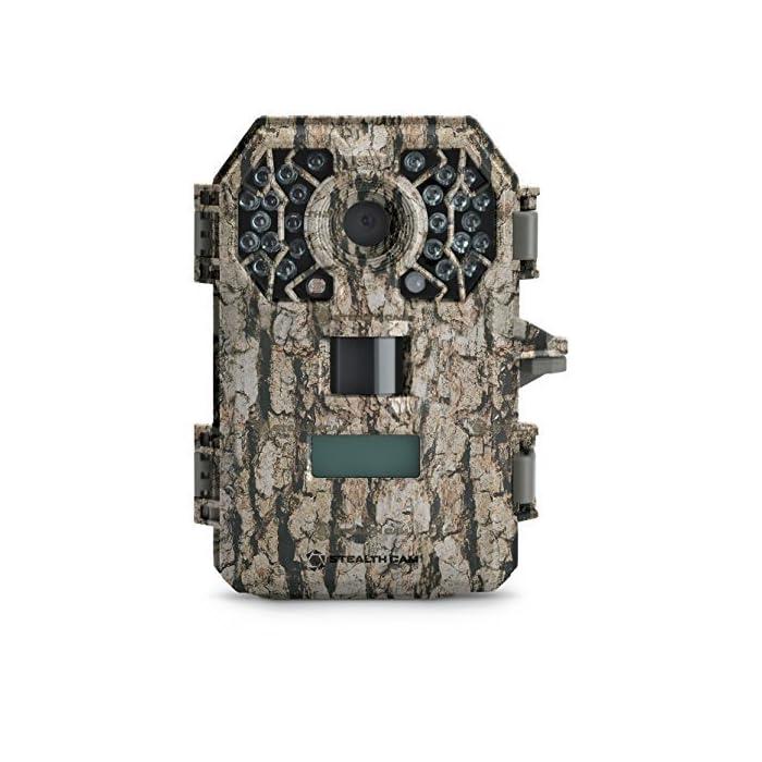 8mp 26IR Stealth Cam with Tree Bark Camo