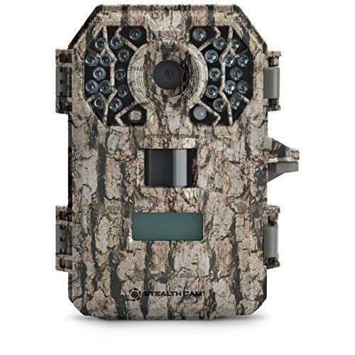 8mp 26IR Stealth Cam with Tree Bark ()