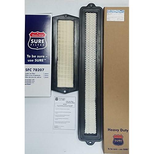 Discount Bobcat Heater Air Filter Kit 2 Skid Steer T110 T140 T180 T190 T250 T300 T320