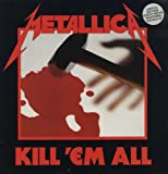 Kill 'em All - Direct Metal Master - EX