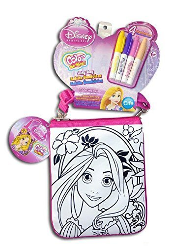 color me mine disney princess sling bag by trends uk ltd - Color Me Mine Sac Bandoulire