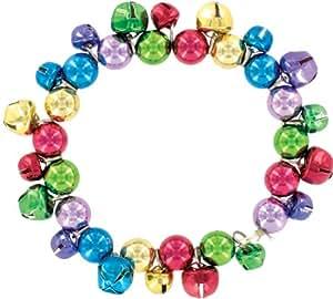 Miles Kimball Jingle Bell Stretch Bracelet